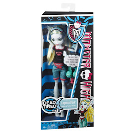 Monster High Lagoona Blue Dead Tired Doll