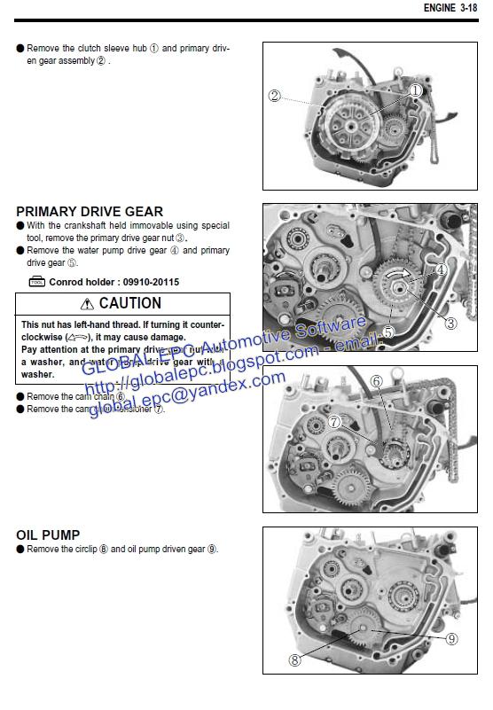 AUTO MOTO REPAIR MANUALS: HYOSUNG COMET GT650 2004
