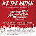 WE THE NATION, Sabtu, 3 Juni 2017 di CITOS