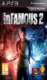 infamous 2 1715256 - Infamous 2 PS3-CHARGED