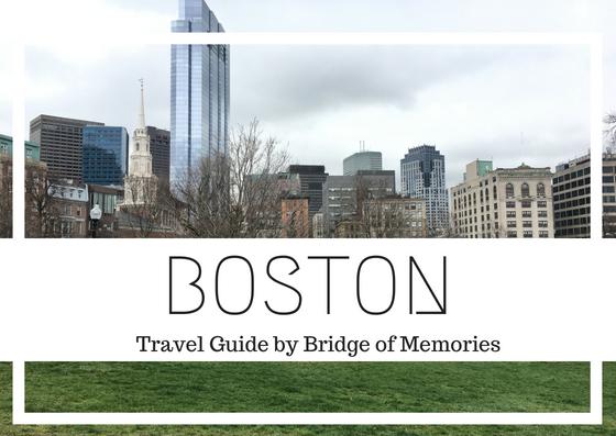 48 hours in Boston, Massachusetts