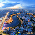 Areas and suburbs in Ho Chi Minh City