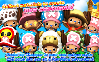 One Piece Run Chopper Run MOD v1.0.5 Apk (Unlimited Money) Terbaru 2016 4