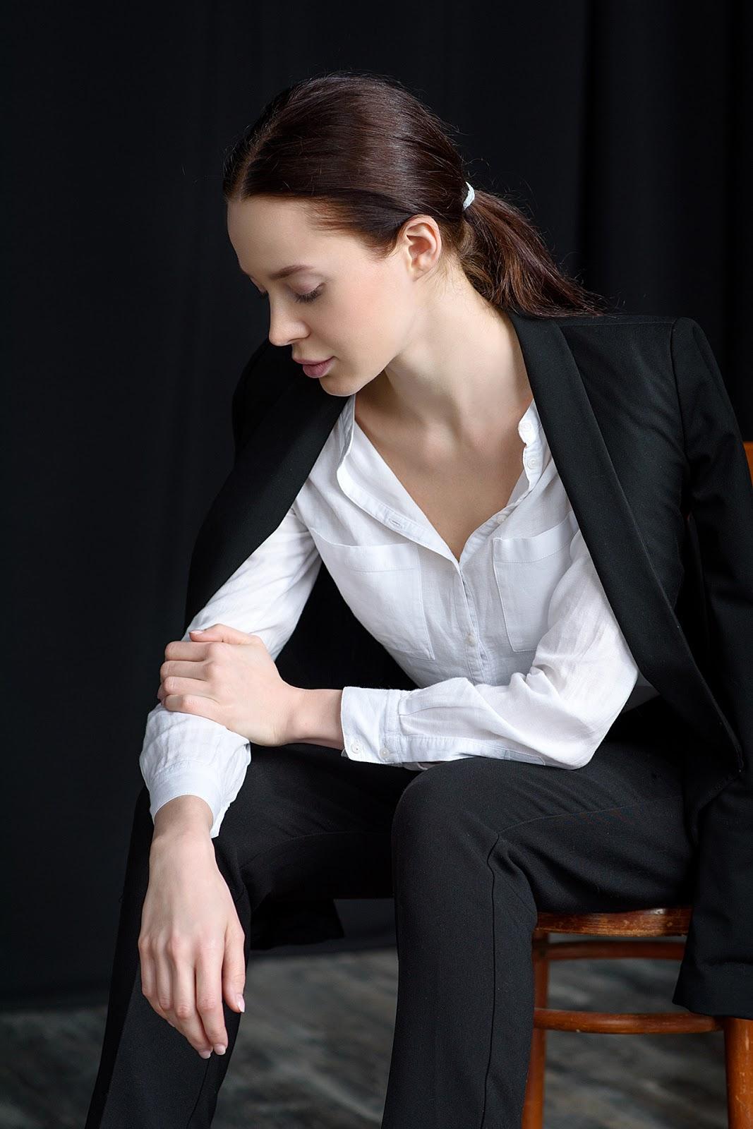 Дарья. Портрет в студии