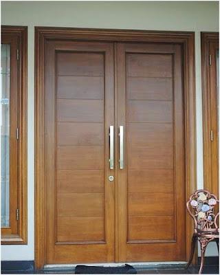 Pilih Mana Pintu Kayu Atau Pintu Aluminium Untuk Rumah Anda? 2