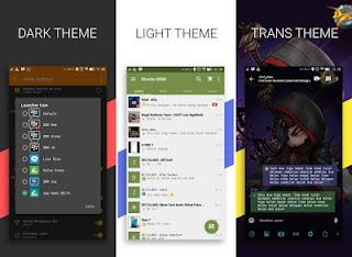 BBM Mod Android Delta v3.2.0.6