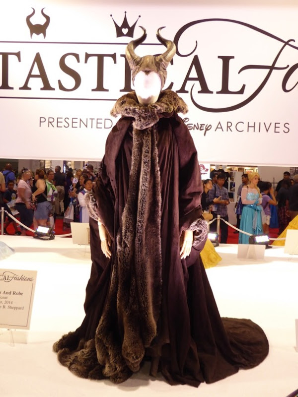 Angelina Jolie Maleficent live-action costume