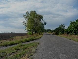 Дорога на Катеринівку
