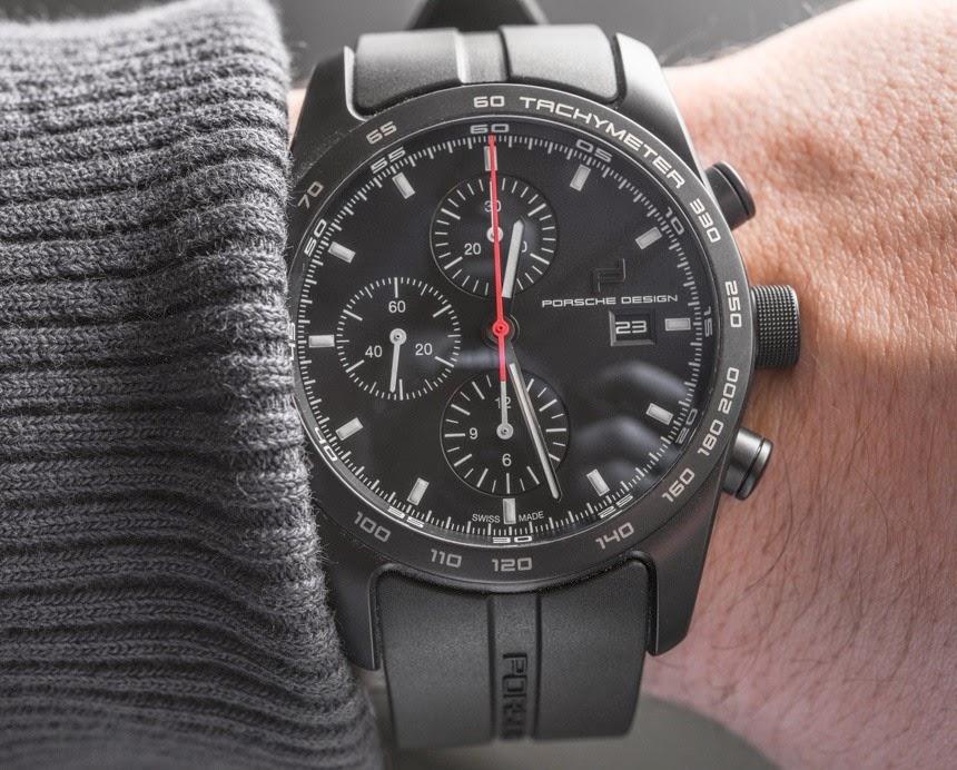 swiss design watches porsche design timepiece no 1 hands on. Black Bedroom Furniture Sets. Home Design Ideas