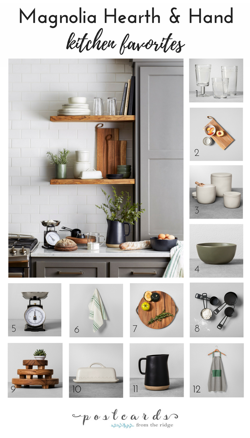 So many beautiful items from the Hearth & Hand Collection by Joanna Gaines at Target