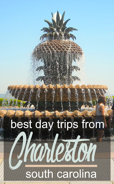 Best Day Trips from Charleston, SC | CosmosMariners.com