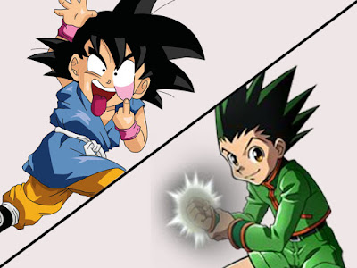 Gon dan Son Goku