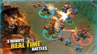 Champions Destiny for Android v2.0 MOD APK (Radar Hack)