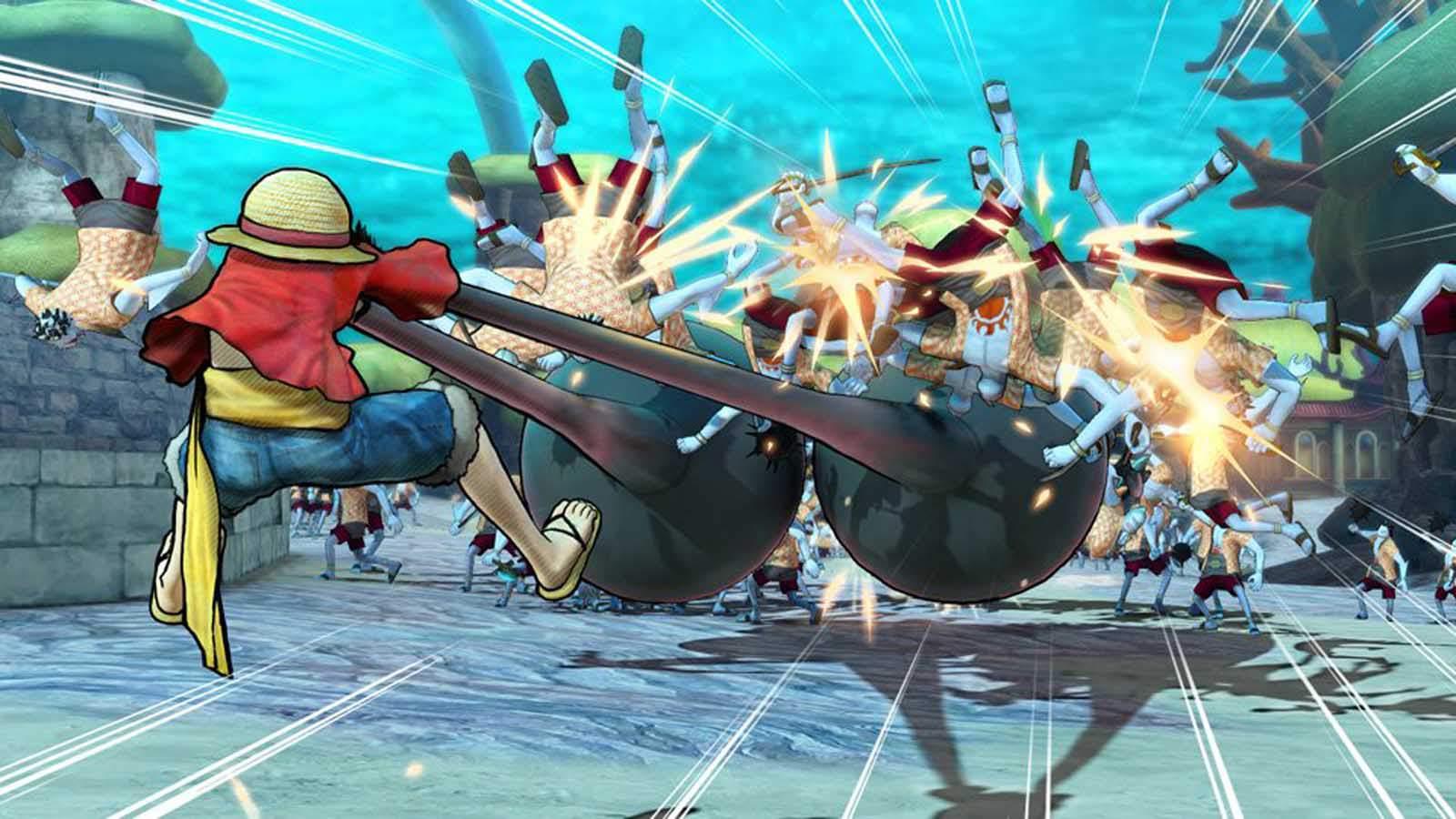 تحميل لعبة One Piece Pirate Warriors 3 مضغوطة كاملة بروابط مباشرة مجانا