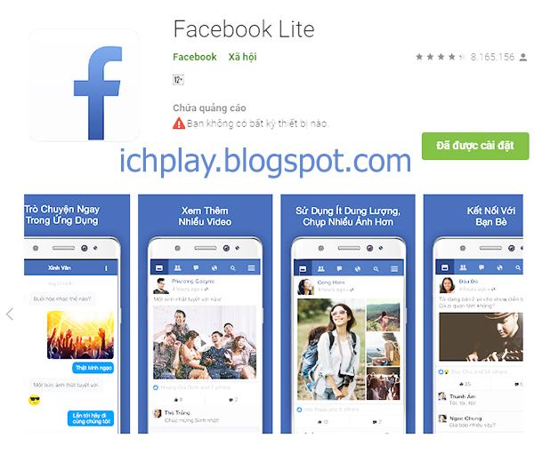 Tải Facebook Lite Cho Máy Tính + Điện Thoại Android Miễn Phí a