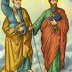 Beyond what others said: Solemnity of Saints Peter and Paul, Aps (29th June, 2017).