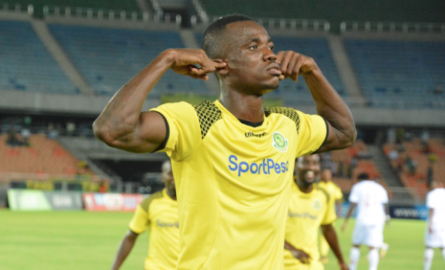 Yanga SC waifumua Mwadui FC Ligi Kuu Tanzania bara.