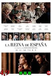 A Rainha da Espanha – Dublado