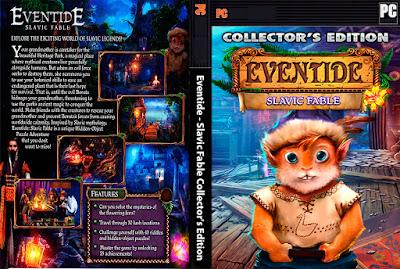 Jogo Eventide - Slavic Fable Collector's Edition PC Portable PC DVD Capa