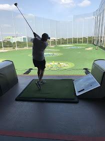 Top Golf, Austin, TX