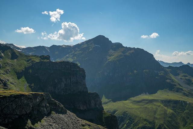Gipfelweg Madrisella  Wandern Silvretta-Montafon  Vorarlberg 09