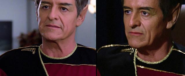 TNG season 1 admiral uniform - rank pips