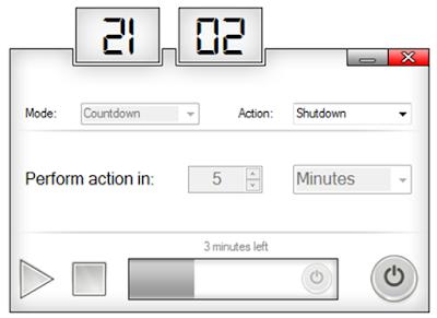 SLeep Timer ! Software Canggih Buat Yang Malas Mematikan PC / Laptop / Android