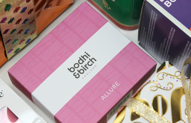 The sensuous Bodhi & Birch Allure Gift Set