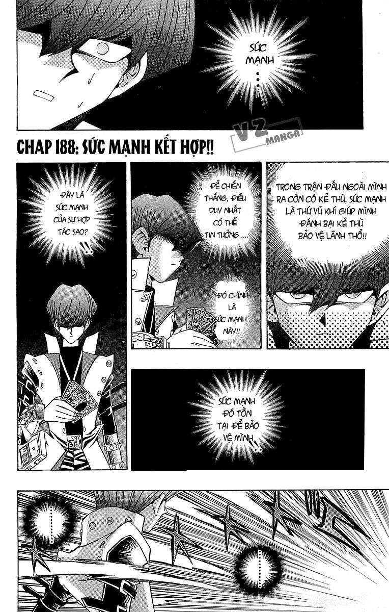 YUGI-OH! chap 188 - sức mạnh kết hợp! trang 1