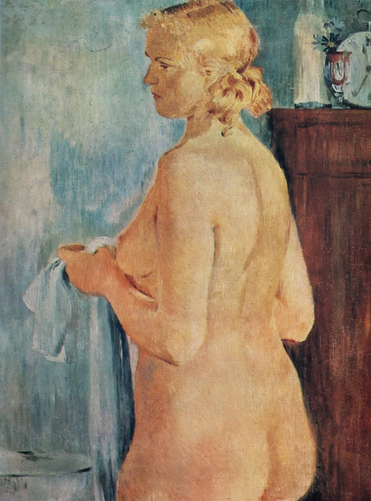 Golden Nude, 1932