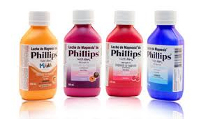 Para que es buena la leche de magnesia phillips