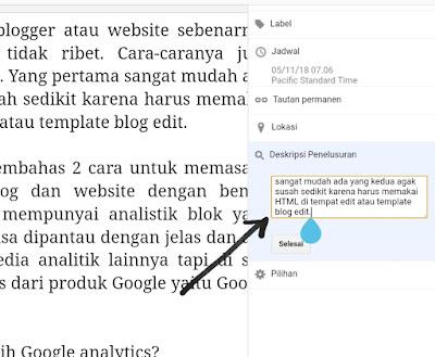 Cara Menghilangkan Waktu atau Tanggal posting di Pencarian Google