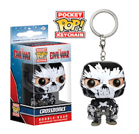 Pocket Pop! Keychain Crossbones