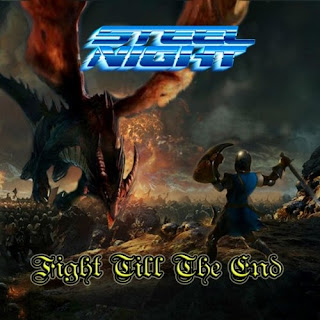 "Το τραγούδι των Steel Night ""Heavy Metal Storm"" από το album ""Fight Till the End"""