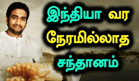 Santhanam busy in abroad shooting