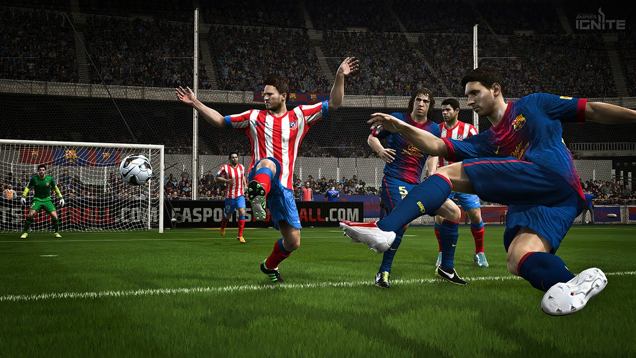 GameGuideFAQ: FIFA 14 - All Skill Moves and Tricks For PS3