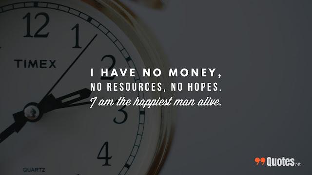 happiness vs money quotes