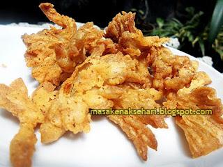 Resep Tips Membuat Jamur Tiram Crispy Enak Renyah