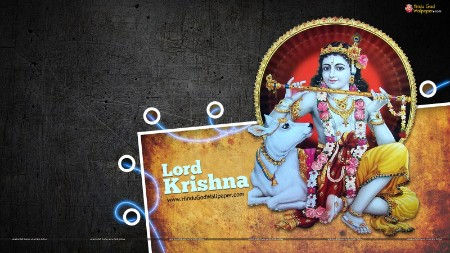Happy Janmashtami Beautiful High Quality HD Wallpapers Free Download