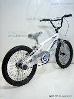 4 Sepeda BMX SENATOR FIGHT 20 Inci - Produk Indonesia