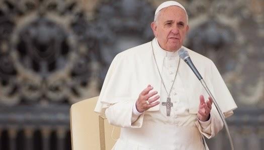 Papa Francisco y la teoría de la evolución