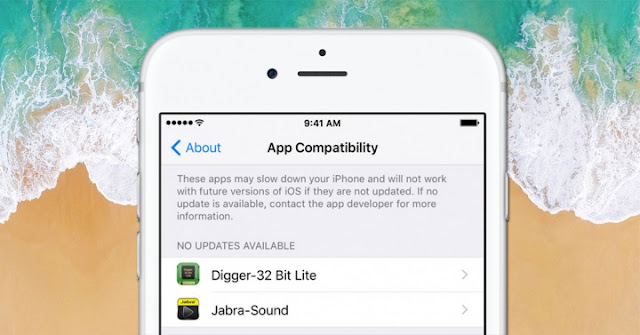 iPhone apps will stop working with iOS 11?