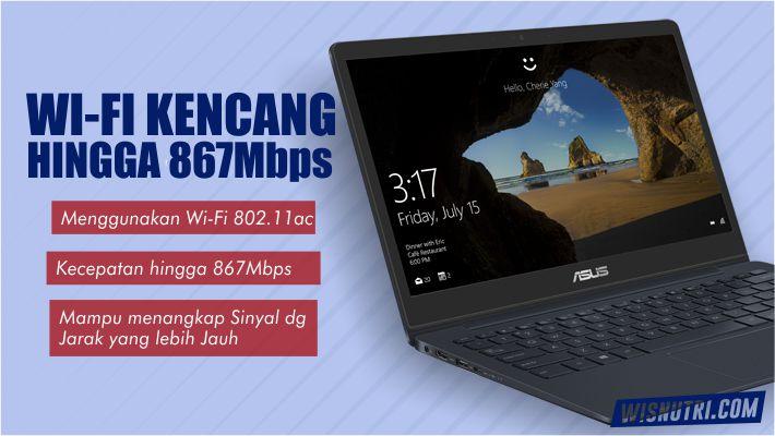 Review ASUS ZenBook UX331UAL Indonesia