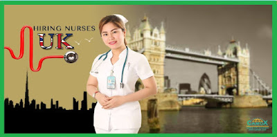 HIRING FILIPINO NURSES TO UK