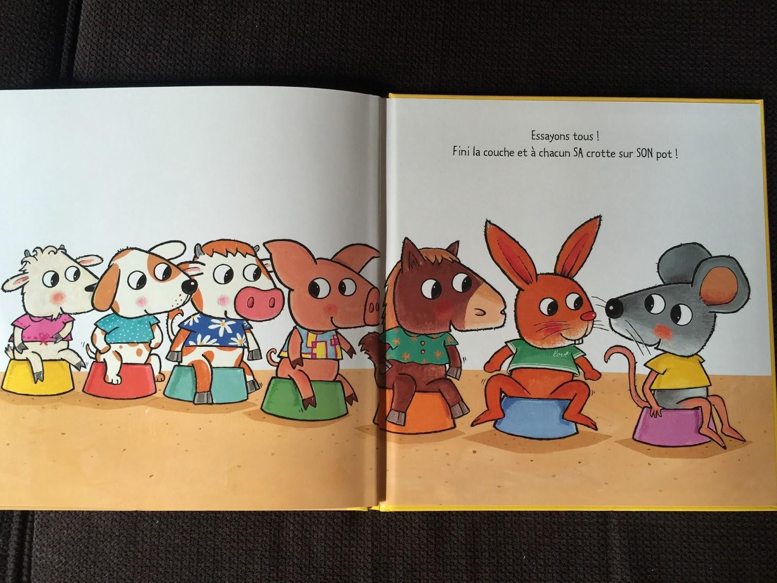 un b 233 b 233 231 a change la vie qu y a t il dans ta couche chut les enfants lisent