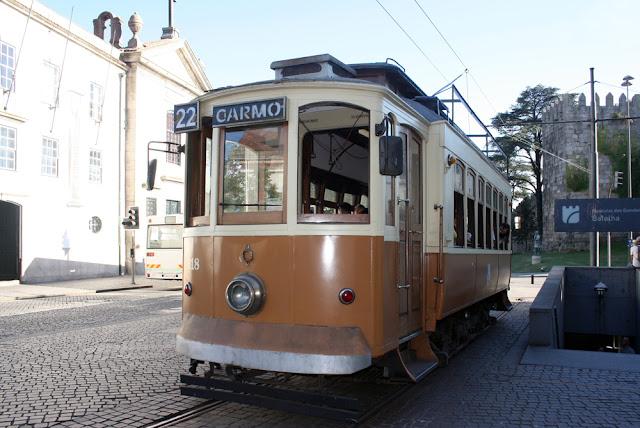 Tranvia Oporto