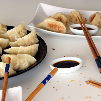 Illustration 3 Gyoza Crevette