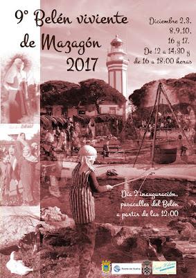 Belén Viviente 2017 - Mazagón