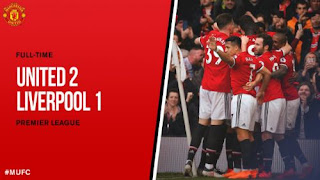 Video Gol Manchester United vs Liverpool 2-1