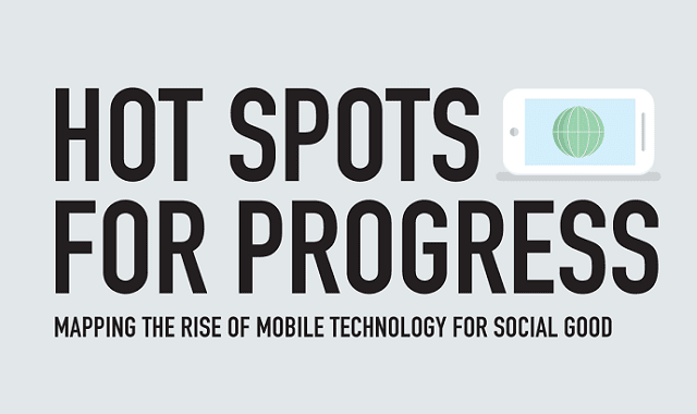 Mapping The Rise Of Mobile Technology For Social Good